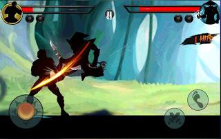 Jogue de luta Shadow Mortel Combat online
