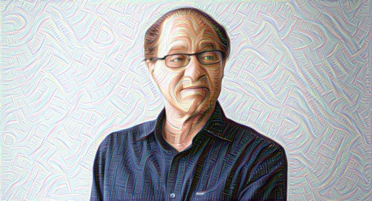 Deep Dream Kurzweil