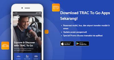 aplikasi sewa mobil trac