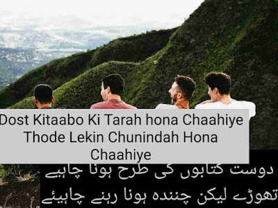 Latest Friendship Quotes In Urdu