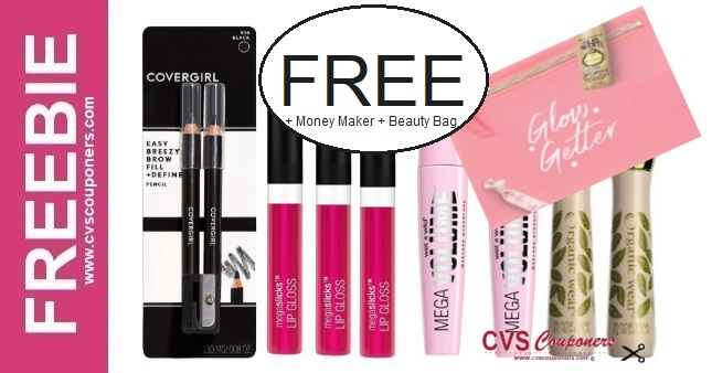 FREE Makeup Deal & Beauty Bag at CVS