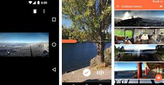 تطبيق جديد من جوجل يتيح لك التقاط صور بانوراميه بهاتفك بتقنية °360