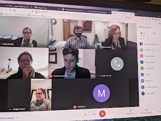 Recap - Board of Health meeting - May 5, 2021
