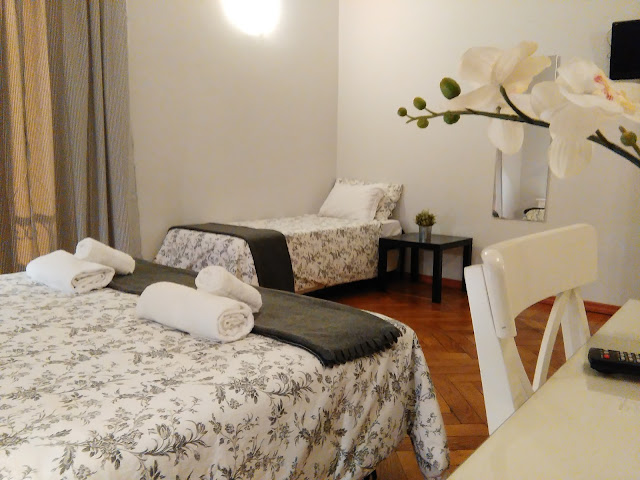 Villa Borghese Guest House camera per famiglia