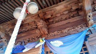町田市図師の熊野神社 社殿