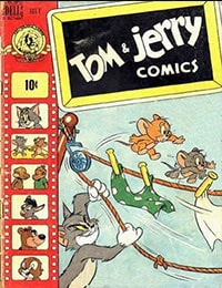 Tom & Jerry Comics