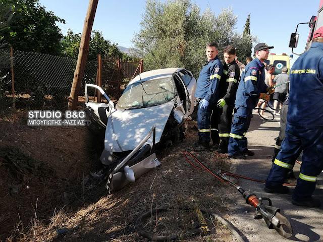 35 τροχαία ατυχήματα τον Ιούνιο στην Περ. Πελοποννήσου με τρεις νεκρούς