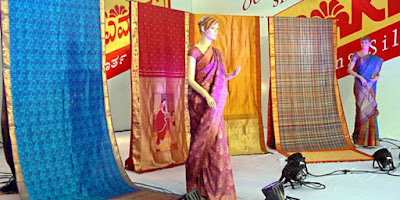 Instamag-Designer duo to host sari festival in Delhi