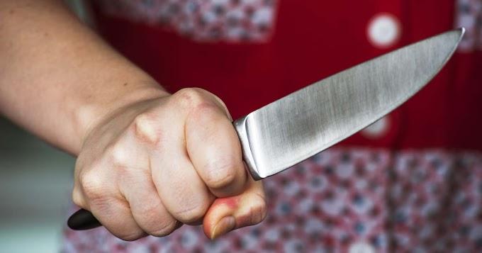 Konyhakéssel fenyegette haragosait egy lány a füzesabonyi áruházban