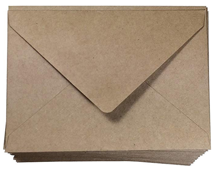 Baby Card Envelopes
