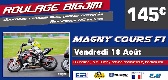 Roulage BigJim Magny-Cours 2017