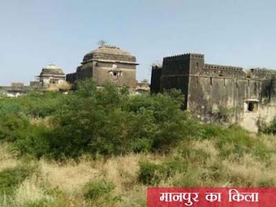 मानपुर का किला Manpur Ka Kila