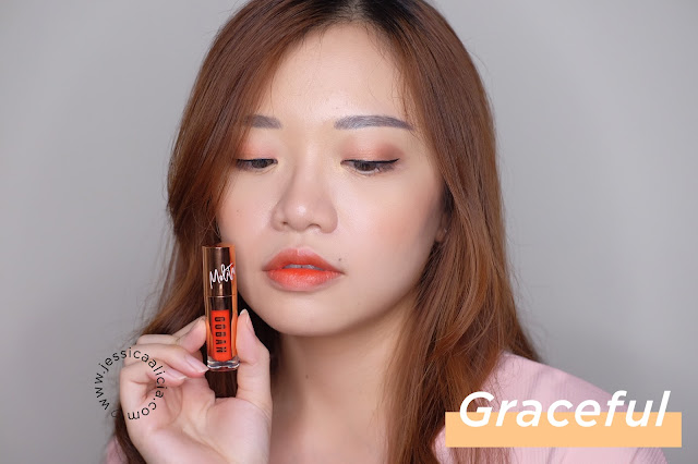 Review & Swatch : GOBAN Cosmetics x Molita Lin Glow Tint (all shades!) by Jessica Alicia