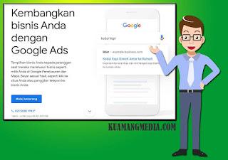 Kembangkan bisnis Anda dengan Google Ads