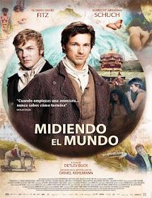 Die Vermessung der Welt (Midiendo el mundo) (2012)