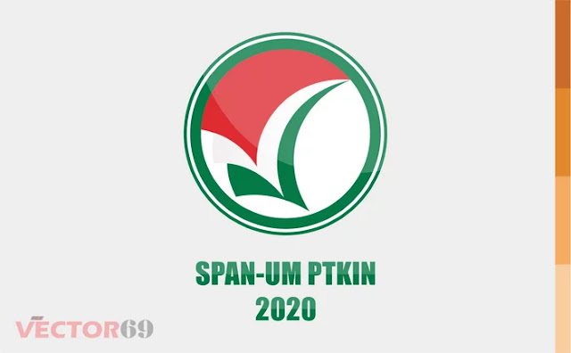 Logo SPAN-UM PTKIN 2020 - Download Vector File AI (Adobe Illustrator)