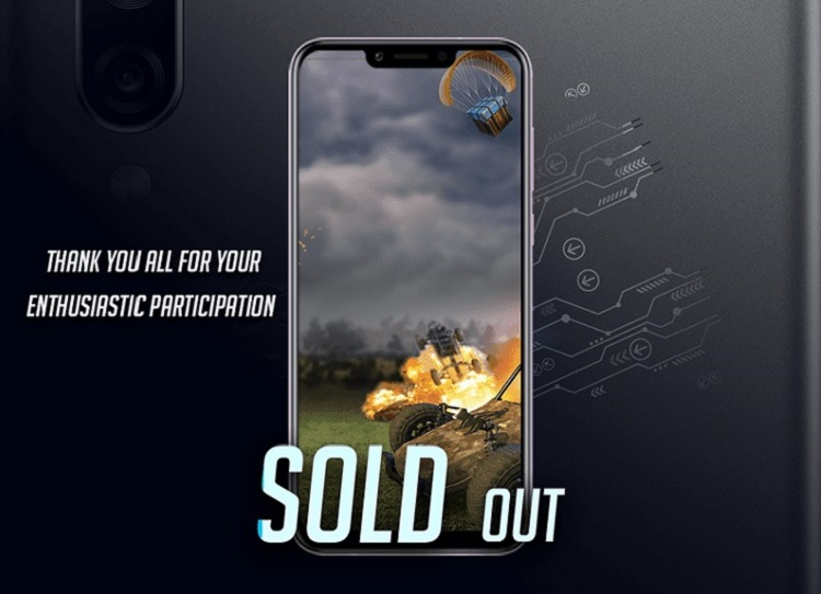 Honor Play Sold Out at Shopee and Lazada in Just 1 Day!
