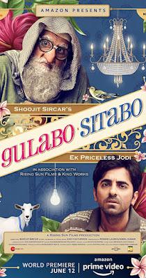 Gulabo Sitabo (2020) full movie download