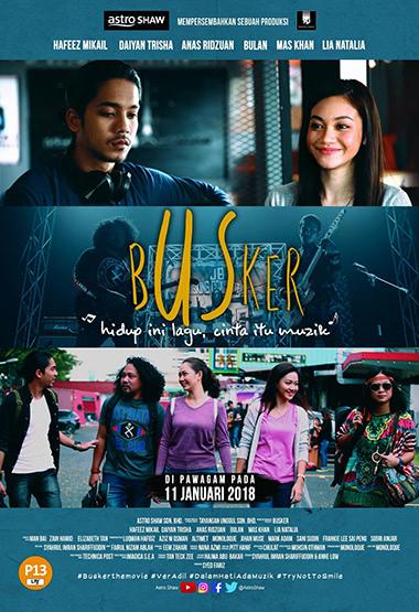 Busker filem