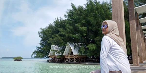 wisata bahari open trip dan private trip pulau harapan