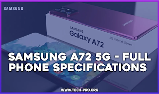samsung a72 specifications