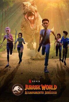 Jurassic World: Acampamento Jurássico 2ª Temporada