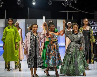 African Fashion Foundation hosts first Kayeyei Collaboration Showcase