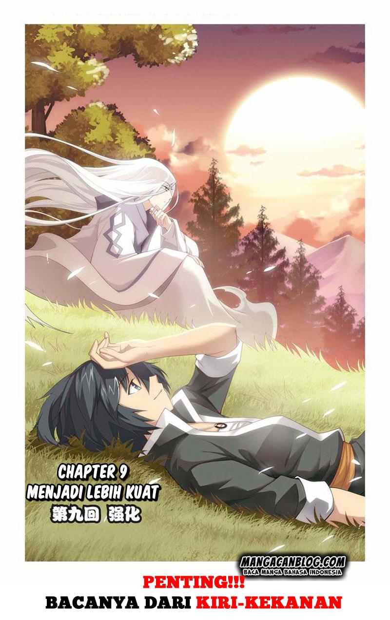 Battle Through Heaven Chapter 09-2
