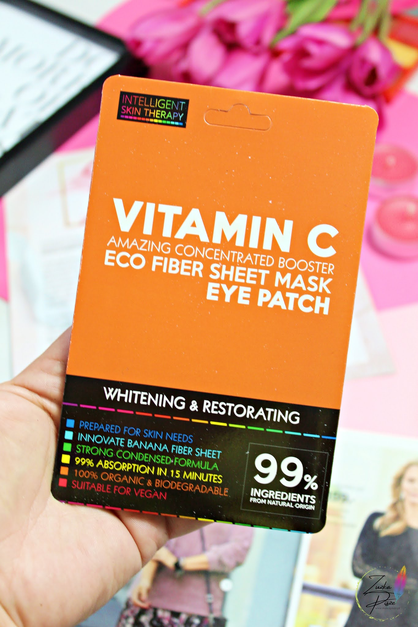 BEAUTYFACE IST BOOSTER MASK WITAMINA C