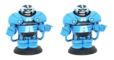 X-Men Apocalypse Animated Marvel Mini Statue by Skottie Young x Diamond Select Toys