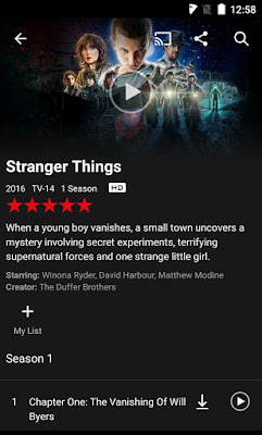 Download Netflix APK For Android Free For Mobiles And Tablets With A Direct Link.