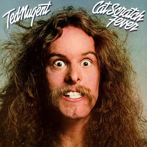 Ted Nugent Cat Scratch Fever 1977
