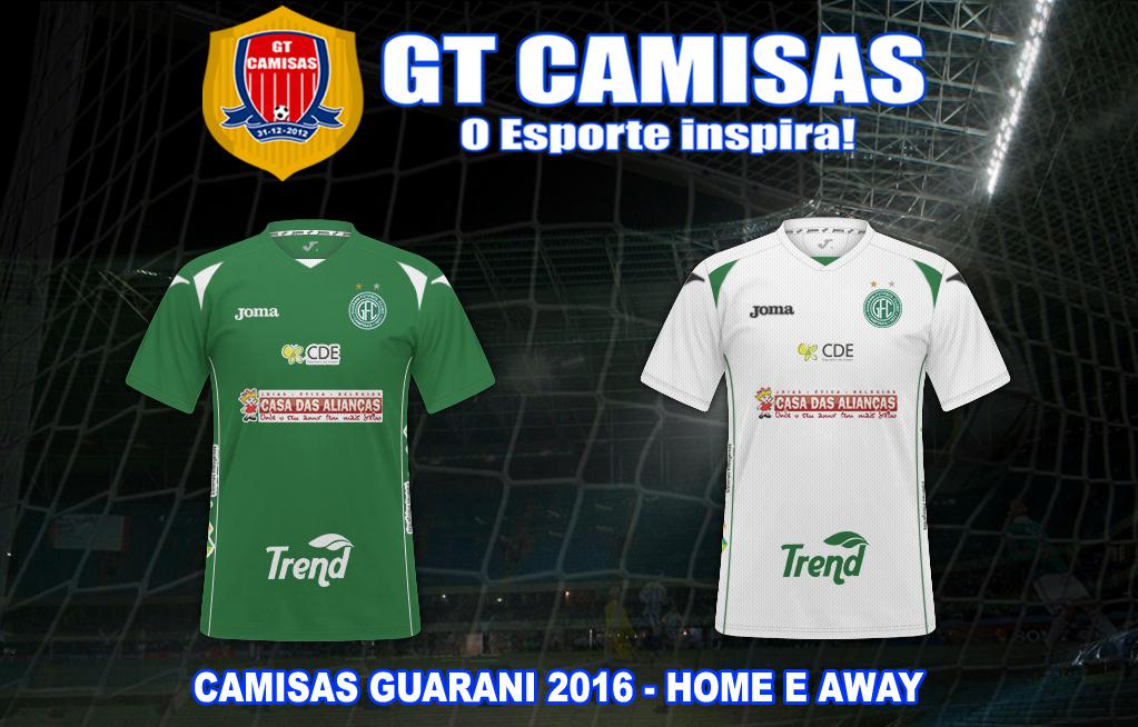 O site Show de Camisas em parceira com o blog GT Camisas apresenta todas as  camisas dos clubes que estão na disputa. d409920533efe