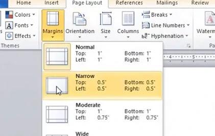 Membuat Mailing Merge Di Microsoft Word