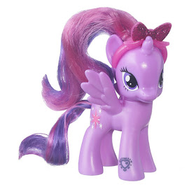 MLP Hairbow Singles Twilight Sparkle Brushable Figure
