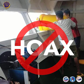 KSOP Ambon : Bukan ABK Chantika 10c Yang Buang Sampah Ke Laut