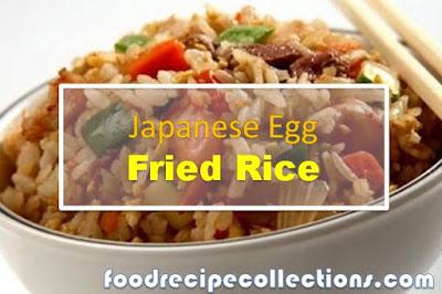 Japanese Egg Fried Rice