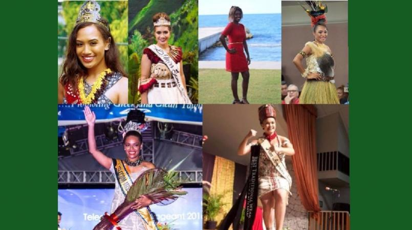 Contestants for 30th Annual PI pageant announced