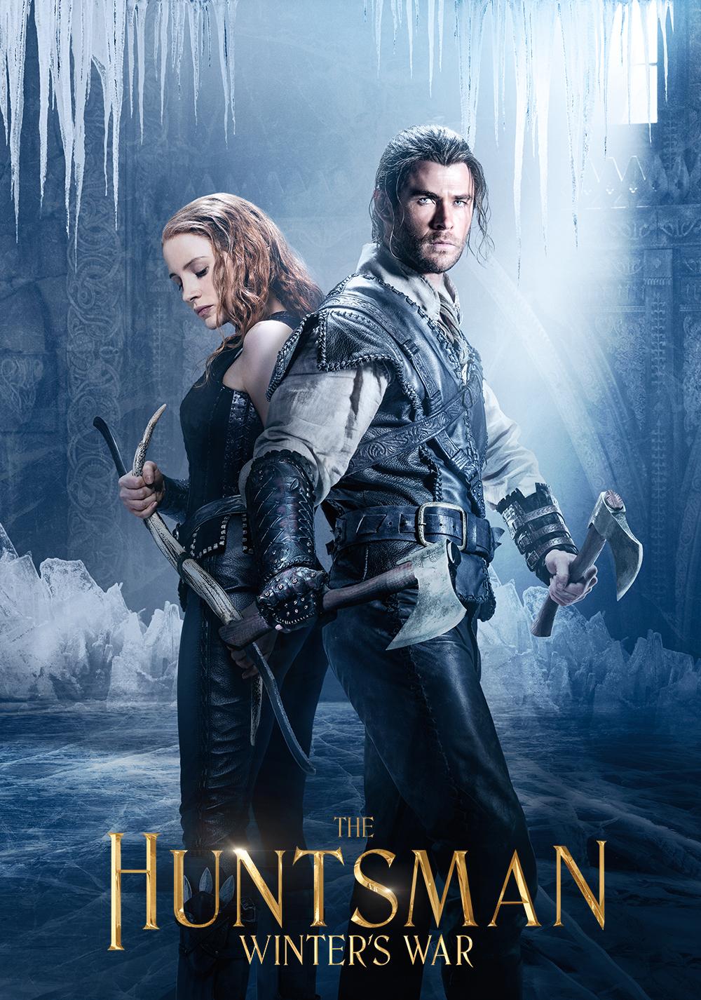 THE HUNTSMAN WINTERS WAR (2016) TAMIL DUBBED HD