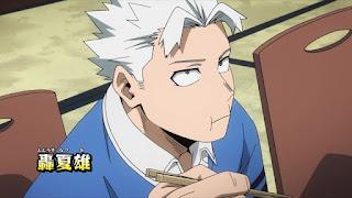 ヒロアカ アニメ5期 | 轟夏雄 | Todoroki Natsuo | 僕のヒーローアカデミア My Hero Academia | Hello Anime !