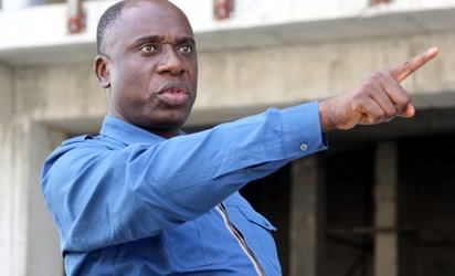 Rotimi Amaechi reacts to WIke allegation, total war against FG