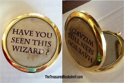 Harry Potter Wizard Compact Mirror