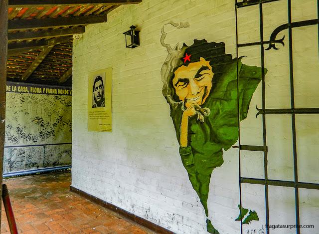 Casa de Che Guevara em Caraguatay, Argentina