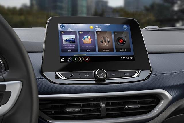 Novo Chevrolet Tracker 2021 chega até março
