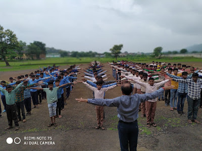 Yoga In Students