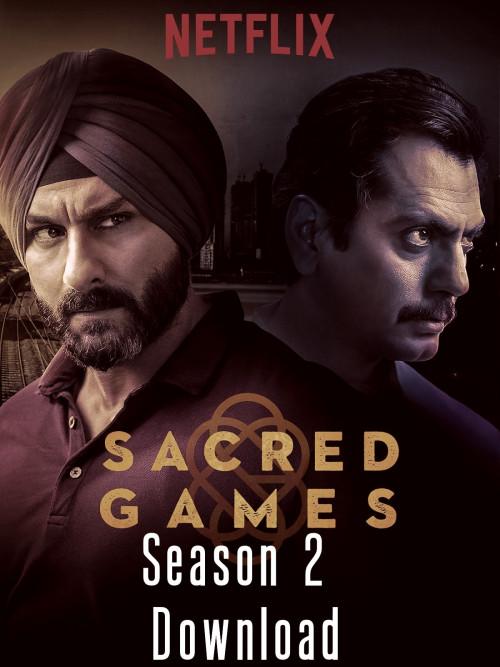 Sacred Games Season 2 Download In HD   TamilRockers and