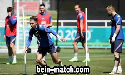 غريليش يدعم إنجلترا لمحو ألم نصف النهائي في المباراة الافتتاحية ليورو 2020 مع كرواتيا