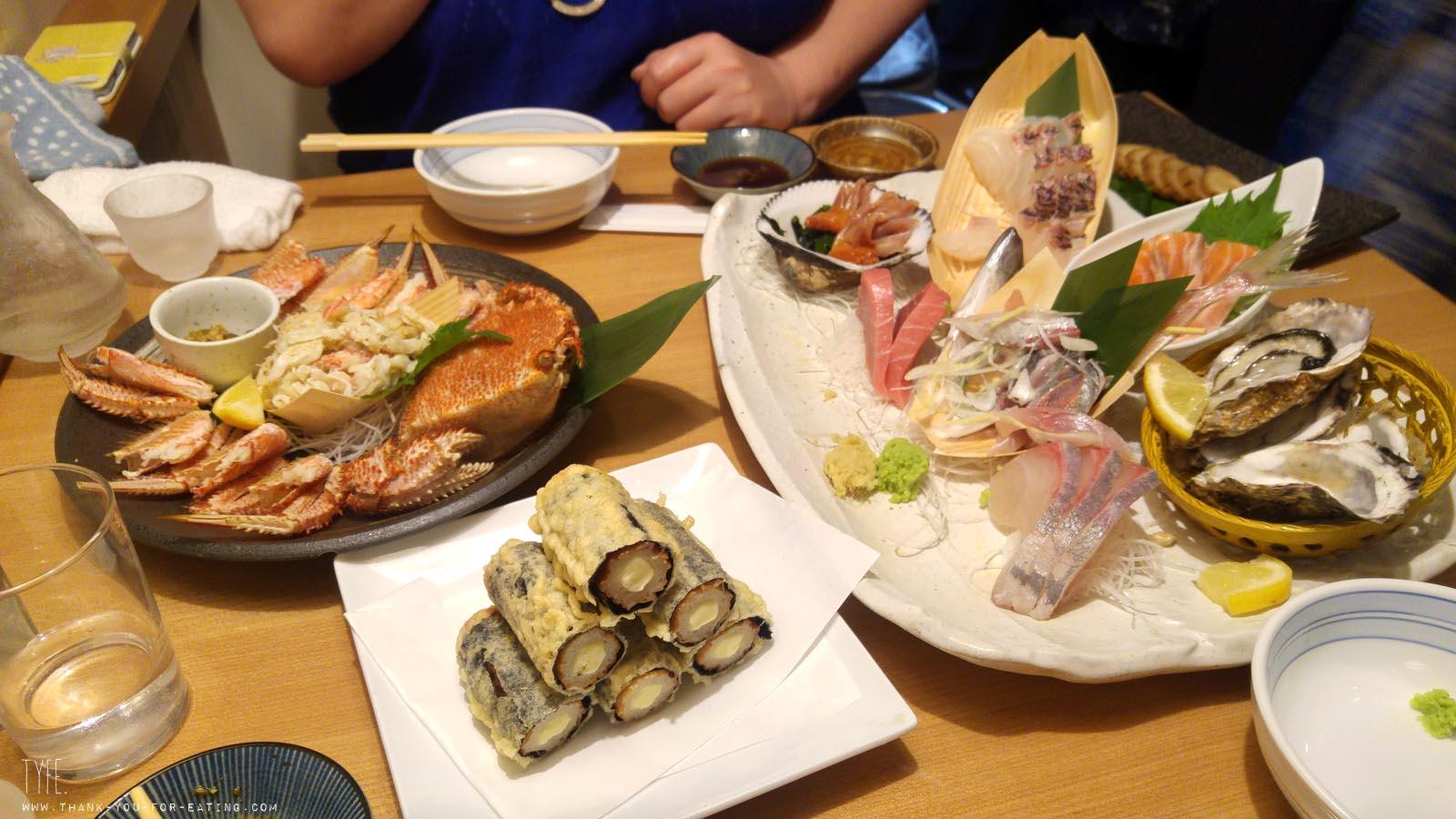 Reisetipps für Tokyo - Essen in Tokyo