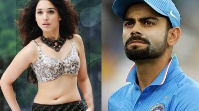 Indian cricketer Virat Kohli is in trouble again