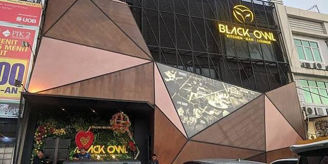 Pemprov DKI Jakarta Cabut Izin Operasi  Restoran dan Pub Black Owl
